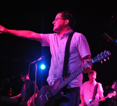 The Hold Steady playing Starland