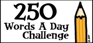 250 words a day