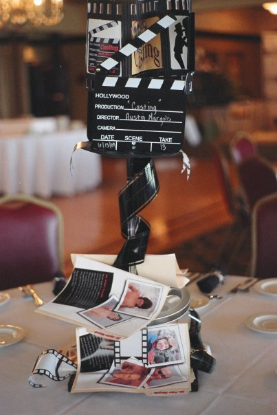 Movie Themed Wedding Centerpieces Quotes