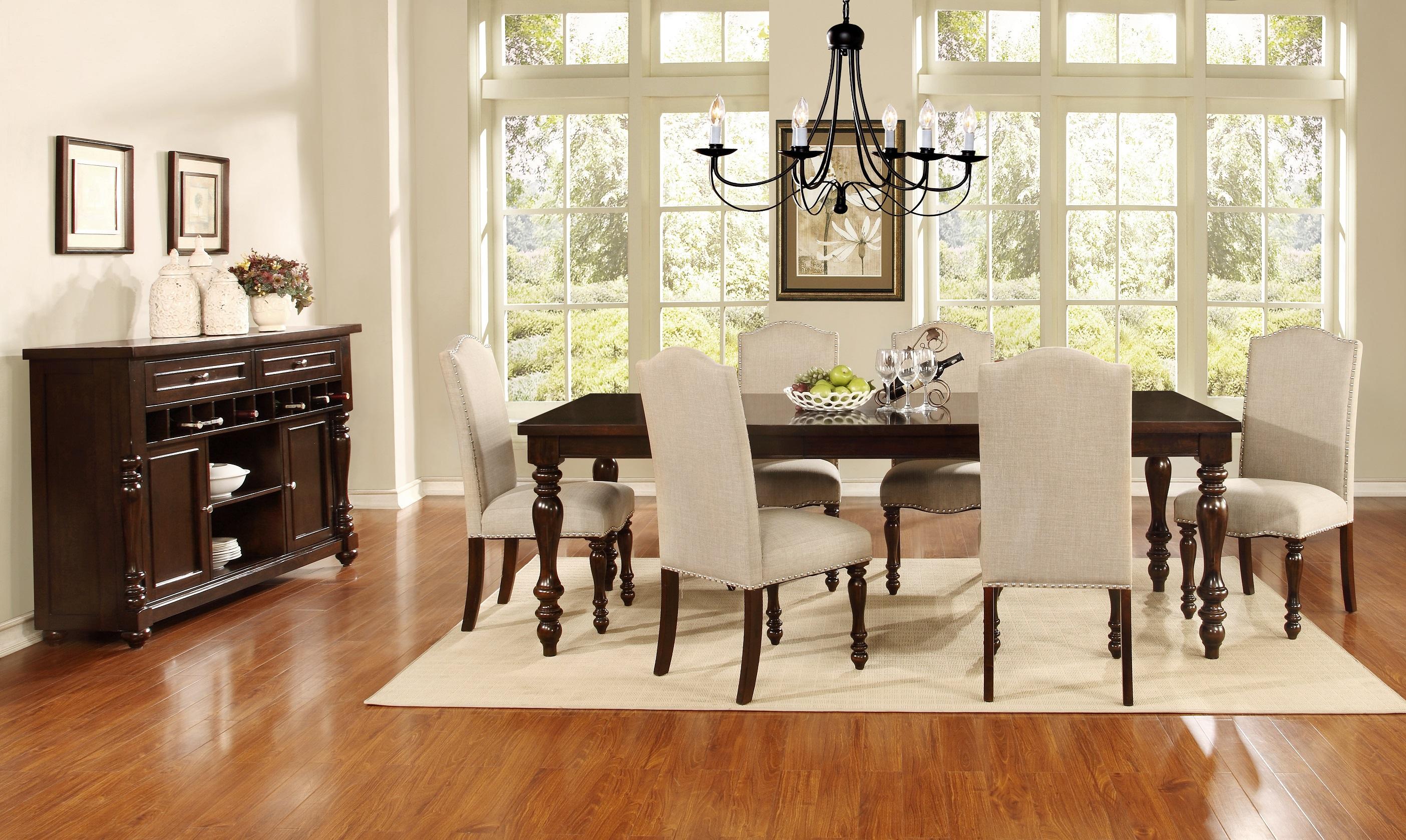 9 piece dining room sets