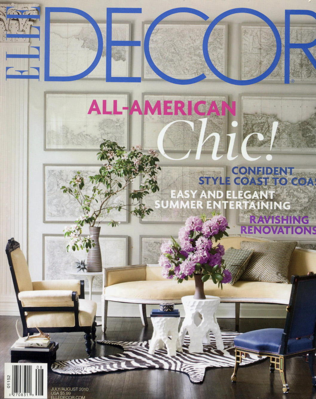 Elle Decor Cover 3