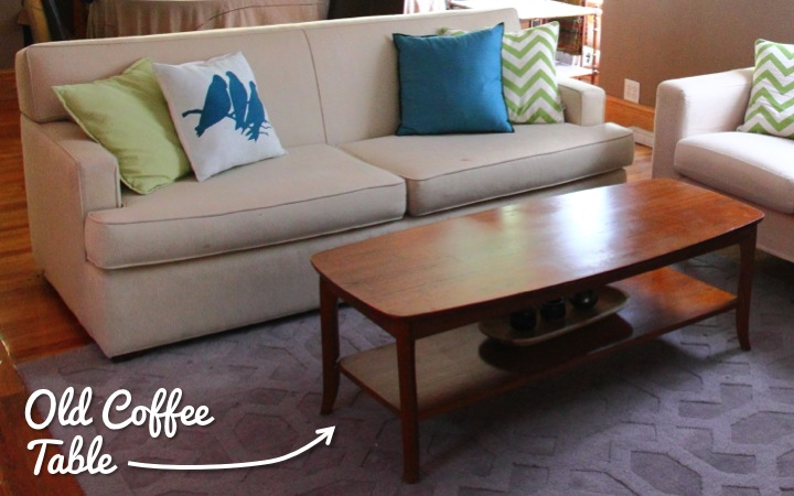 My Coffee Table Indirect From An
