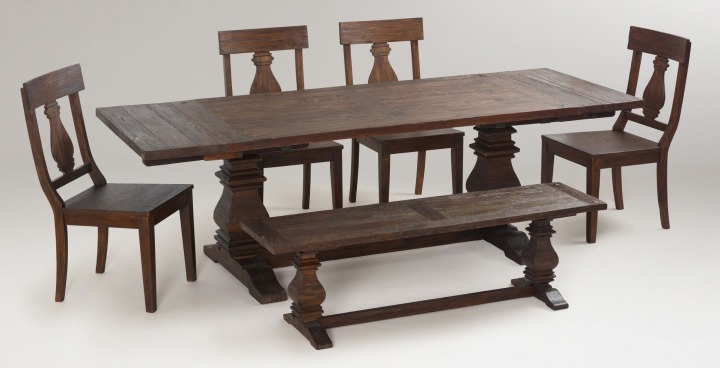 New Dining Room Table Blog