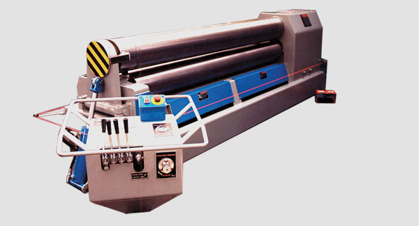 Hydraulic Initial Pinch Plate Bending Machine