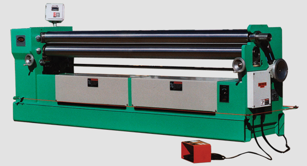 Hydraulic Initial Pinch Sheet Bending Machine