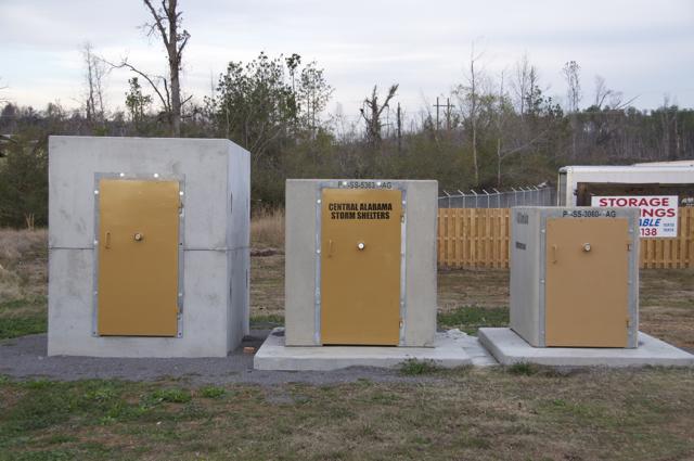 Central Alabama Storm Shelters Precast Concrete Storm Shelters Birmingham And Surrounding Areas