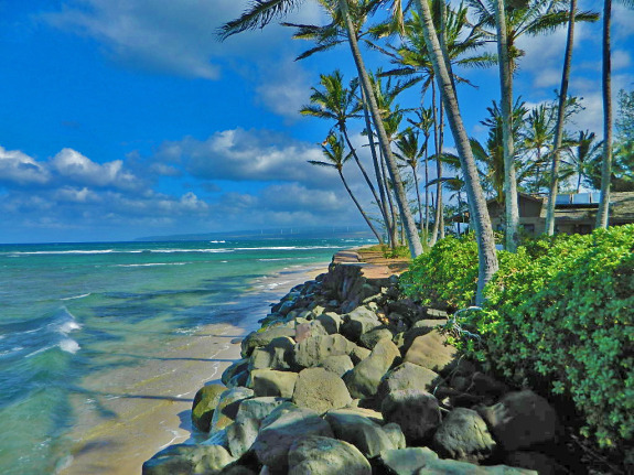 Mokuleia Beach Colony North S Oahu
