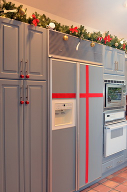 Decorating For Christmas In The Kitchen Journal The Kitchen Designer