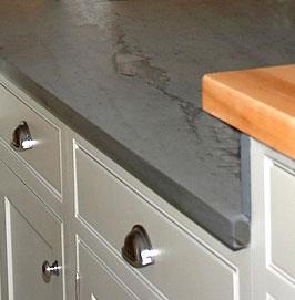 Kitchen Countertops Slate Yes Slate Journal The Kitchen Designer