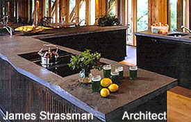 Kitchen Countertops - Slate, Yes, Slate! - Journal - The ...