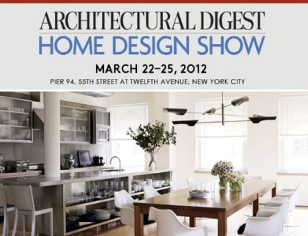 Architectural Digest Home Design Show Catch It Now