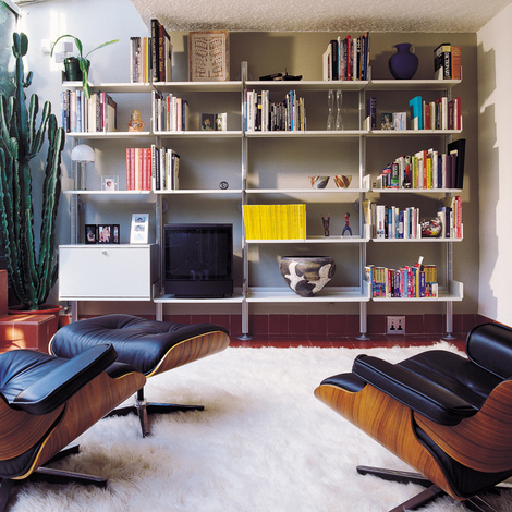 living room storage system interior design vitsoe shelving systems 15384