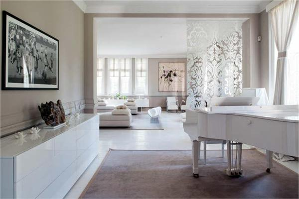 Paris Style Video Suburban Paris Luxury Home Staged For