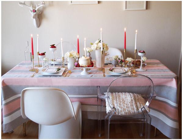 modern sequins - blog. - diy tablecloth.