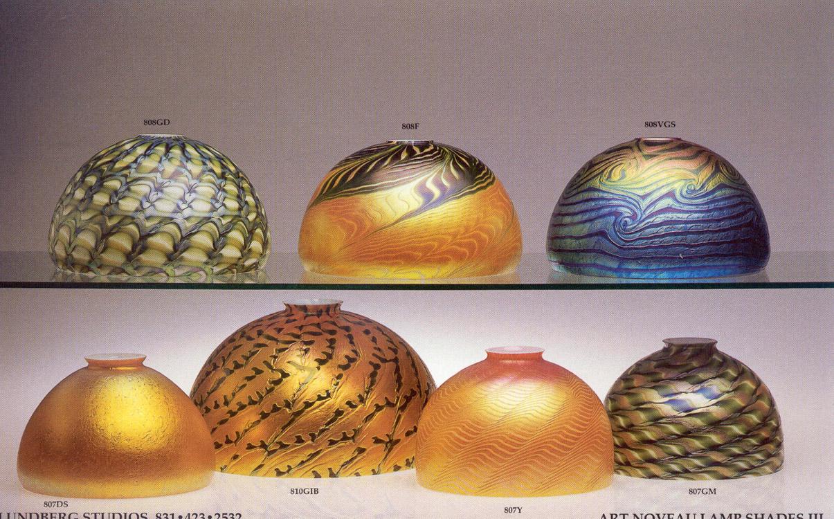 Lundbergstudios Lamp Shades