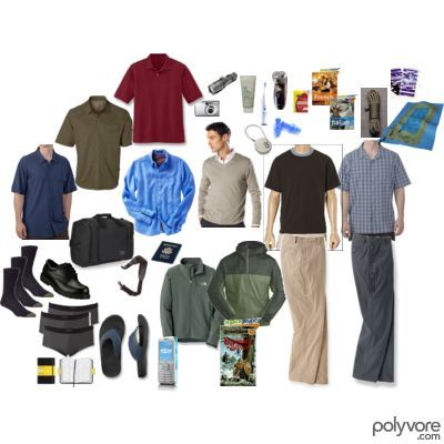 4284c5a24aff Men s packing list - Europe - OBOW Blog - One-bag