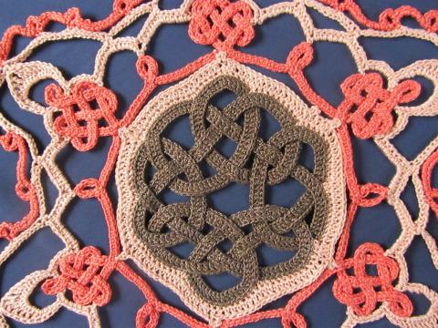 Bonnie Bay Crochet Blog Meet Jennifer Ryan Celtic Knot Crochet