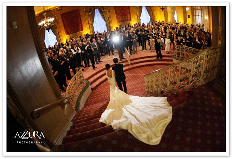 Daily Shot Of Inspiration Friday February 19th Fairmont Olympic Hotel Wedding