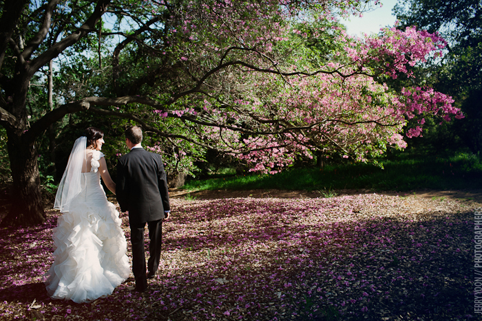The Arboretum Los Angeles Hillary Josh Wedding Photography By Ingrid And Jerry