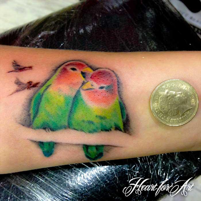 Heart for Art - Tattoo Shop - Manchester - Blog - Heart ...