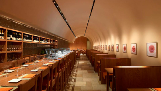 Bar Boulud Home New York Journal