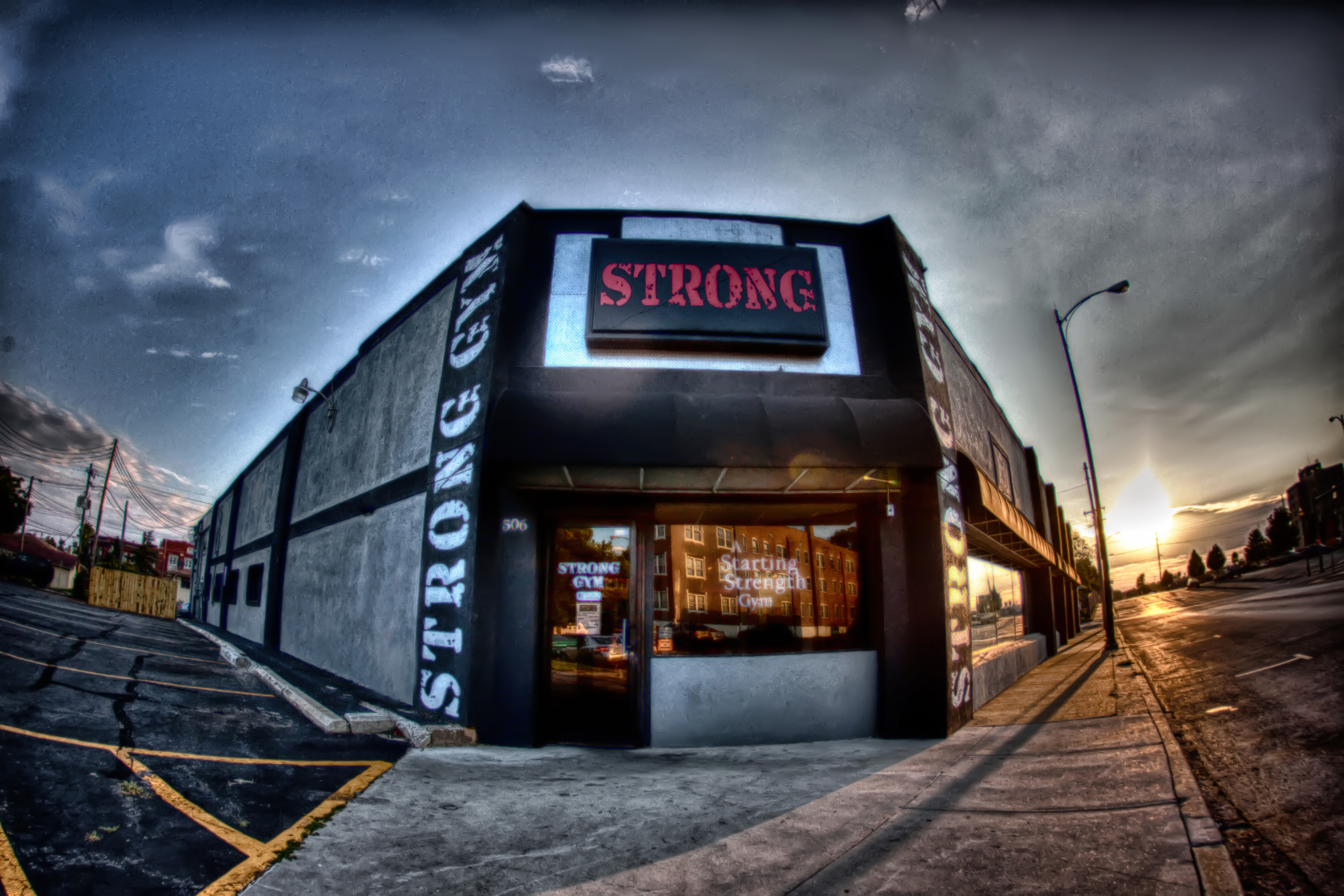 Strong gym springfield anotherhackedlife