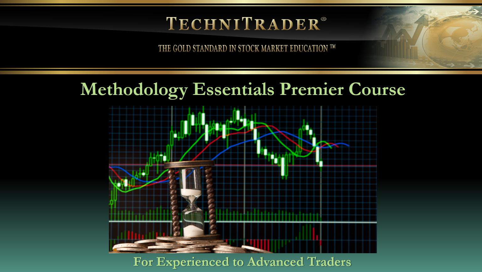 Methodology Premier Course - TechniTrader Stock Trading Blog