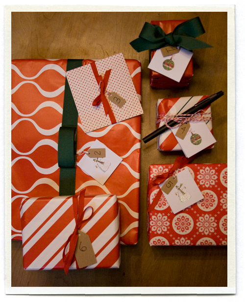 Christmas Gift Exchange Ideas For Big Families.Inchmark Inchmark Journal The Family Gift Swap