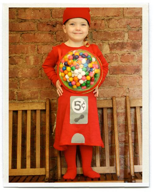 Bubble Gum Machine Costume Ideas Jerusalem House