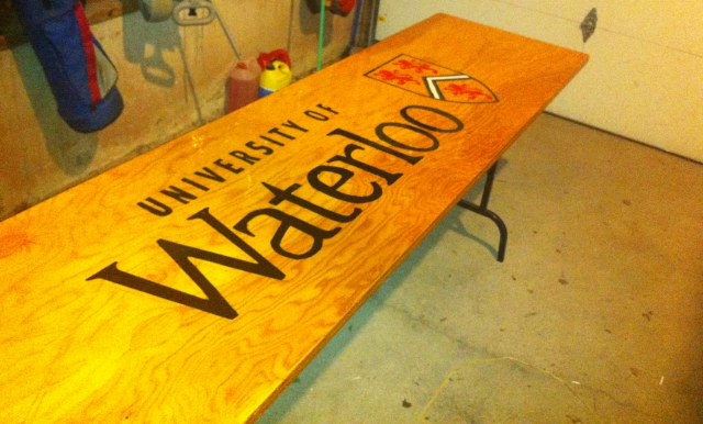 Used College Textbooks >> How to Build the Ultimate Beer Pong Table: Part 3 - HackCollege - Student-Powered Lifehacking