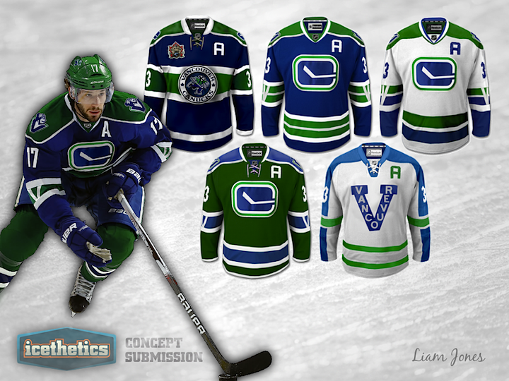 best service 6d4be c05f0 0005: So Many Canucks Sweaters - Concepts - icethetics.info
