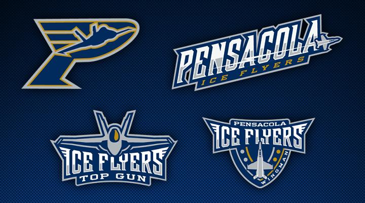 Pensacola Ice Flyers Get Revamped! - Blog - icethetics.info 7a72c93de