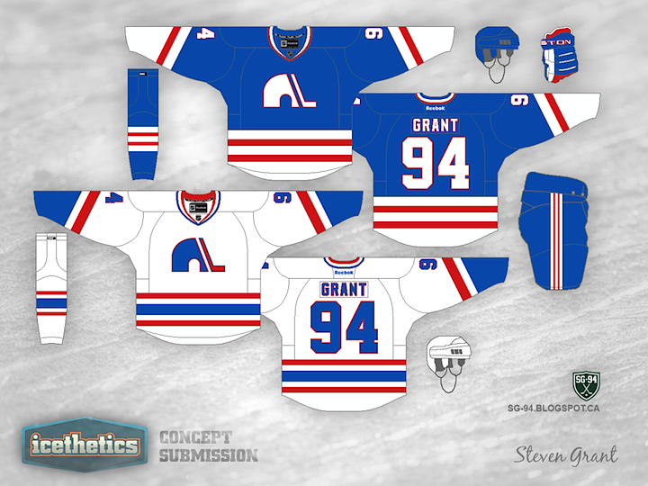 bbcf8a522 ... last week you saw steven grants take on what a nordiques inspired  whalers jersey might look