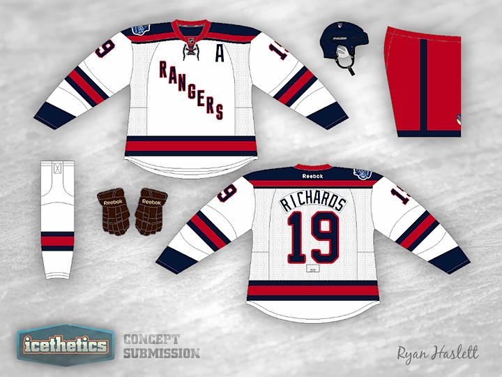 watch 63105 25392 0245: NYR's White Winter Classic - Concepts - icethetics.info