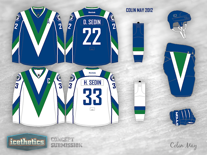 timeless design 3cbfb 4063e 0252: Vancouver's Winter Classic - Concepts - icethetics.info