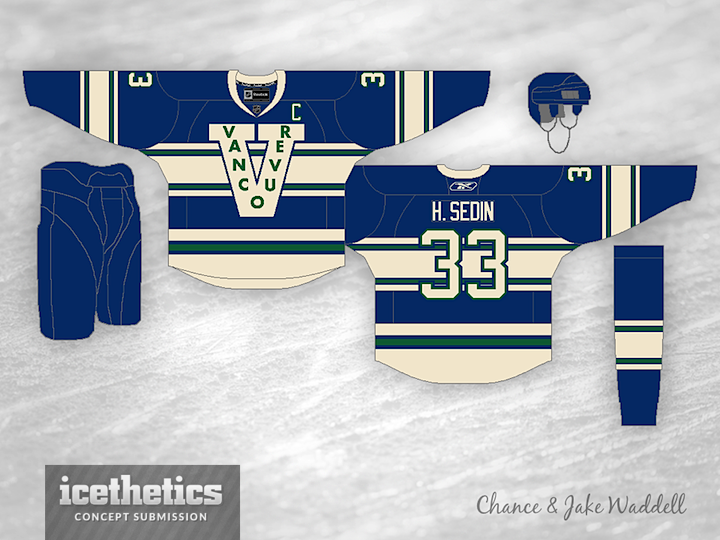 new concept 58f2b 83727 0294: Waddell's Winter Classic, Part 5 - Concepts ...
