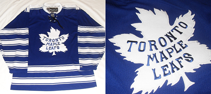 d07ef3273 Leafs  Winter Classic Jersey Leaked  - Blog - icethetics.info
