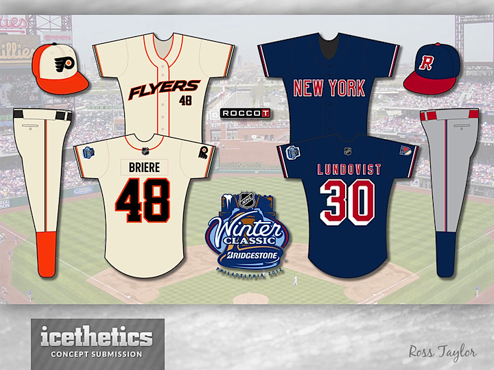 Ross Taylor treats us to a unique set of concepts on the Opening Day of the  MLB s 2013 season. Baseball and hockey collide today on Icethetics. 541f1fbd4