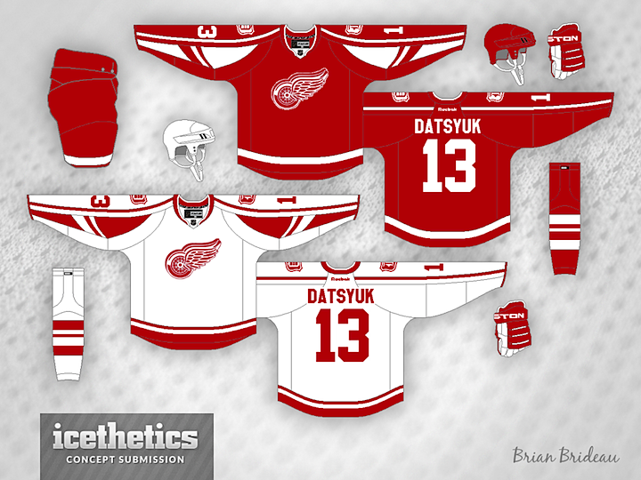 dddff8581 I know the Red Wings are one of those untouchable teams when it comes to  uniform designs