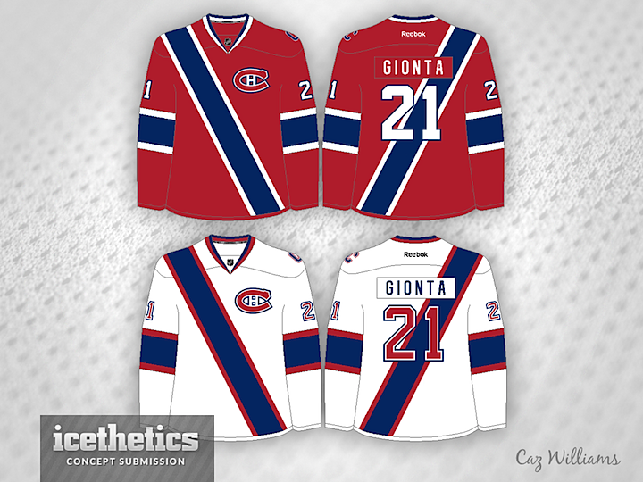 Yesterday we looked at a redesign of the untouchable Red Wings. Today 56c0c3d87
