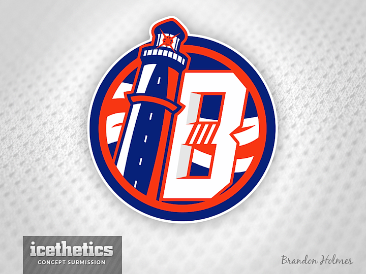 I thought I d wrap up our Islanders Sunday series with a phenomenal logo  and uniform designed by Brandon Holmes. He s come up with an alternate logo  for the ... 5fa483623