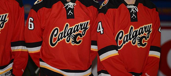 8e16bcf6e Review  Flames Alternate Jersey - Blog - icethetics.info