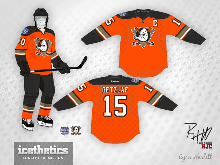 f72ce6631 And finally, Ryan Haslett gives us this one without any waist stripes. Got  any favorites in the bunch? If the Ducks had to go with one of these six  jerseys, ...
