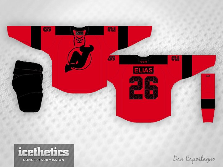 Freak Out Friday isn t about bad design — just stuff that s a little out  there. I think it ll be a long time before we see a permanent third jersey  for the ... b906f5c18