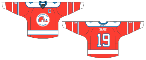 Quebec Nordiques concept jersey by Ryan Haslett 9723c2c85