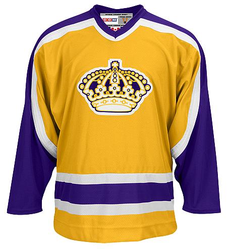 ffd08e8f672 ... uk los angeles kings team classic premier hockey jersey purple gold  blog icethetics 3da93 4c98b