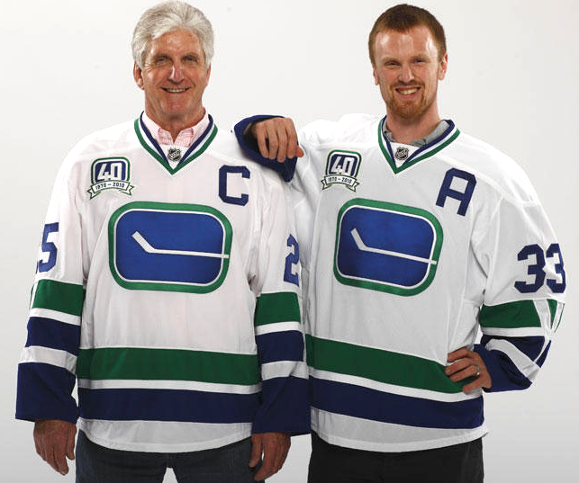 low priced c2bc7 cd1d7 Canucks Unveil New/Old Sweater! - Blog - icethetics.info
