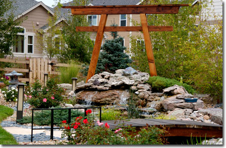 The Challenge Of This Design Build Project Was Incorporating A Anese Garden Into Front Yard Residential Landscape Homeowner Is From Hawaii And