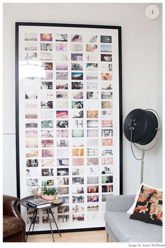 6a41437f56f 10 Creative Ways to Display Photos and Art - Home - Creature ...