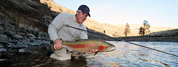 da3b8463b9b5 Mike Stahlberg profiles Brian O'keefe and previews the upcoming Northwest  Fly Tyer and Fly Fishing Expo.